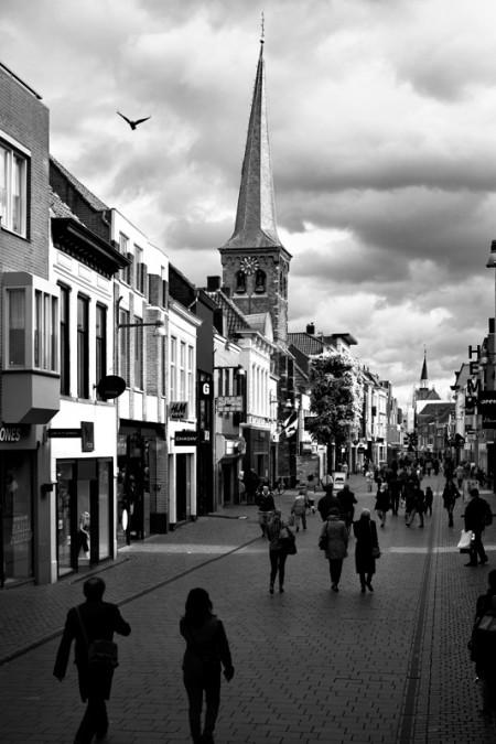winkelstraat, Ginnekenstraat Breda