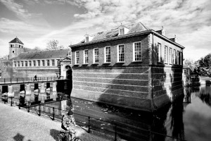 Blokhuis, gouverneurswoning, Breda